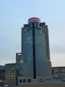 Scripps building